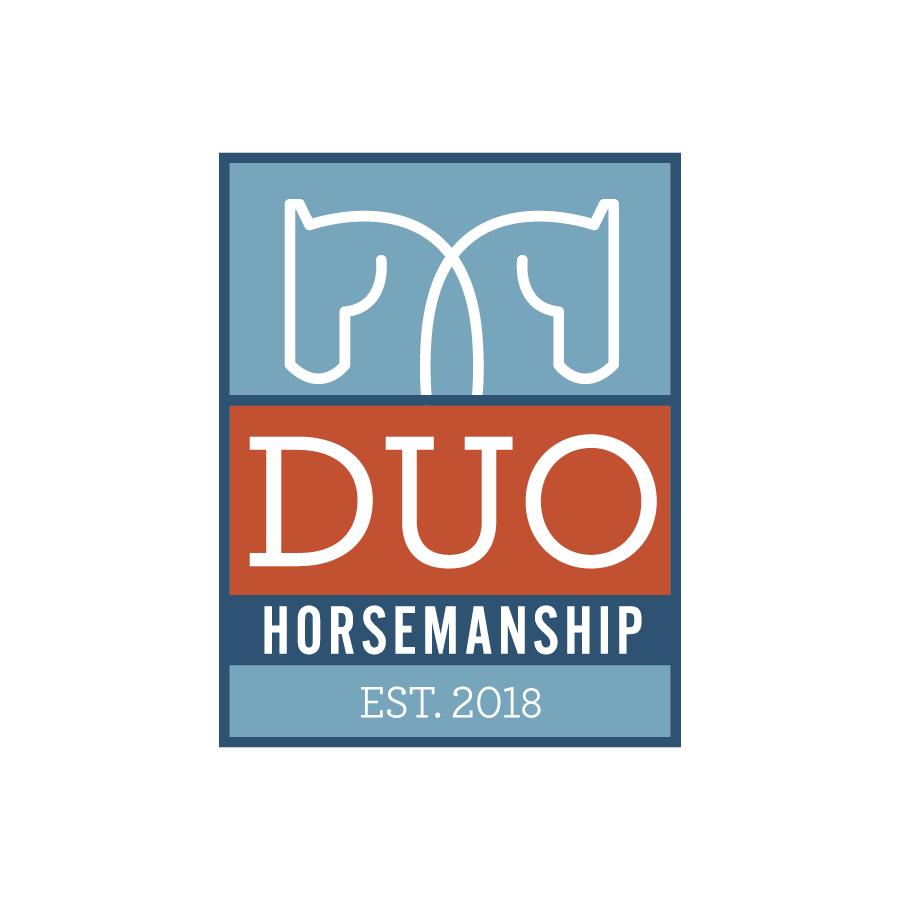 Duo Horsemanship logo