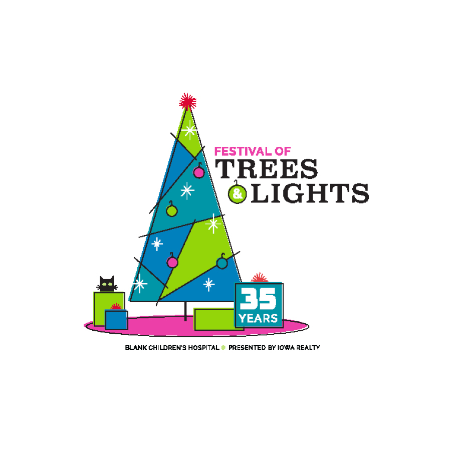 Festival of Trees and Lights logo