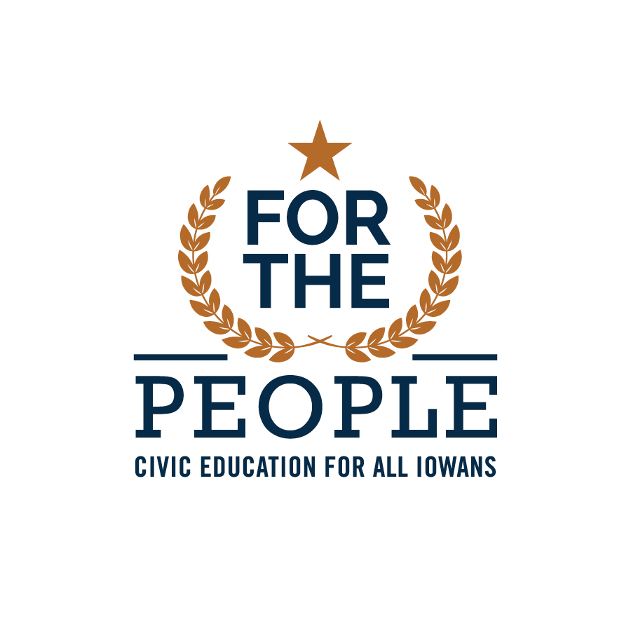 For the People logo