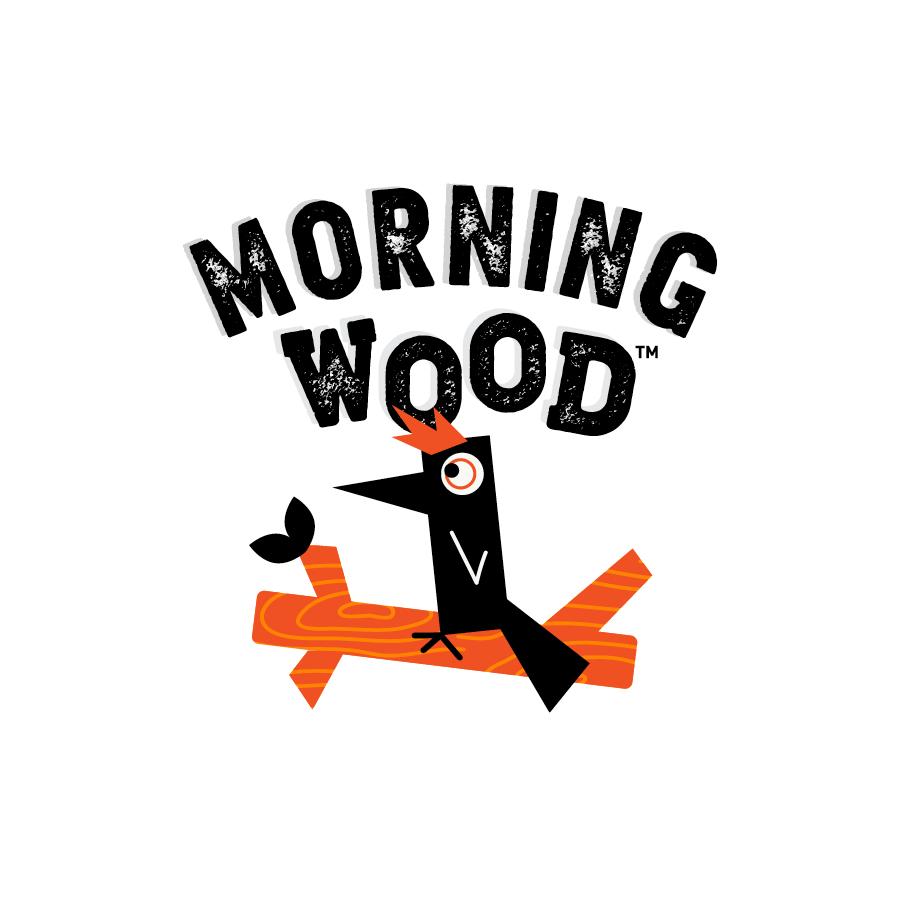 Morning Wood logo