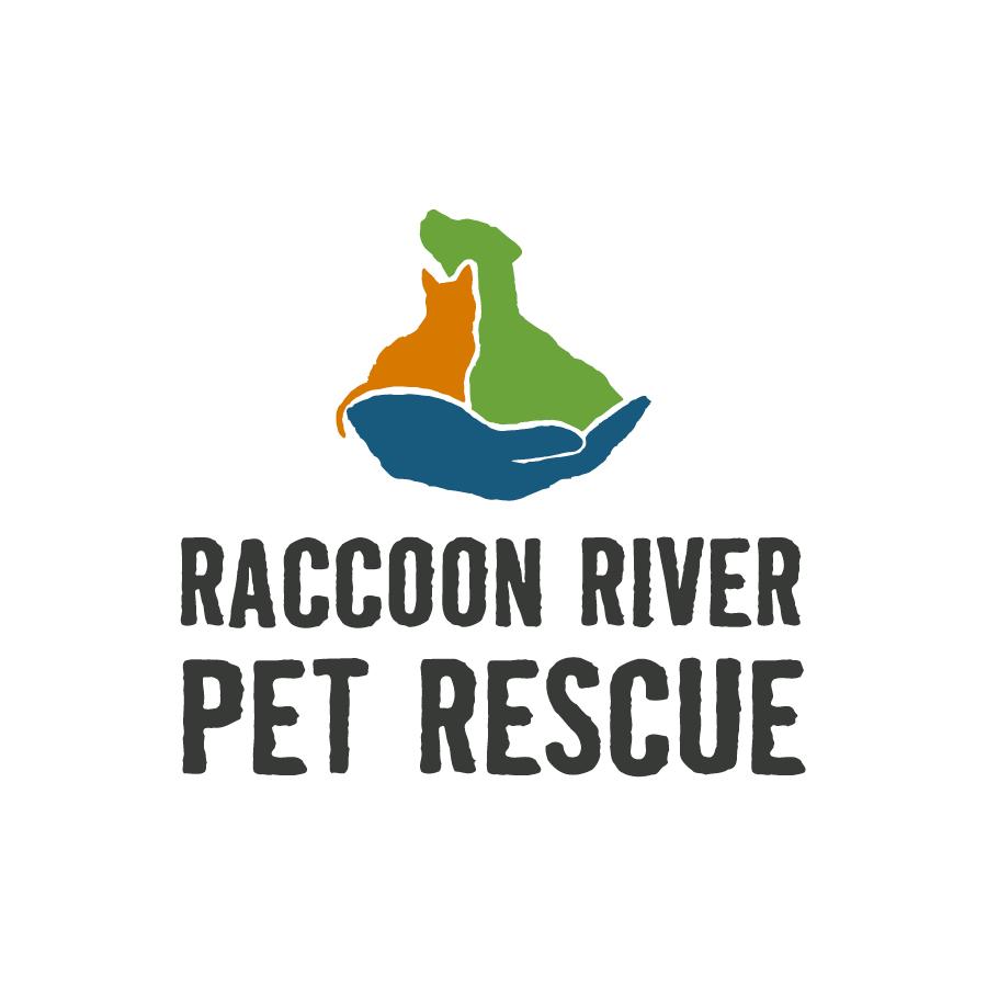 Raccoon River Pet Rescue logo