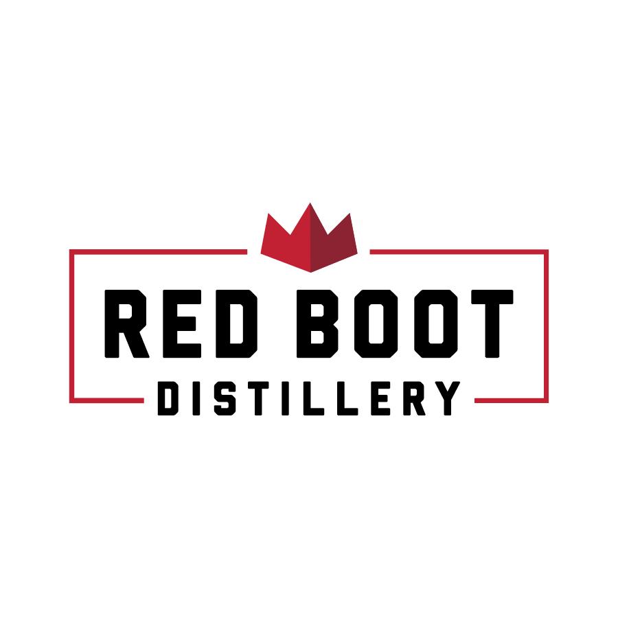 Red Boot Distillery logo