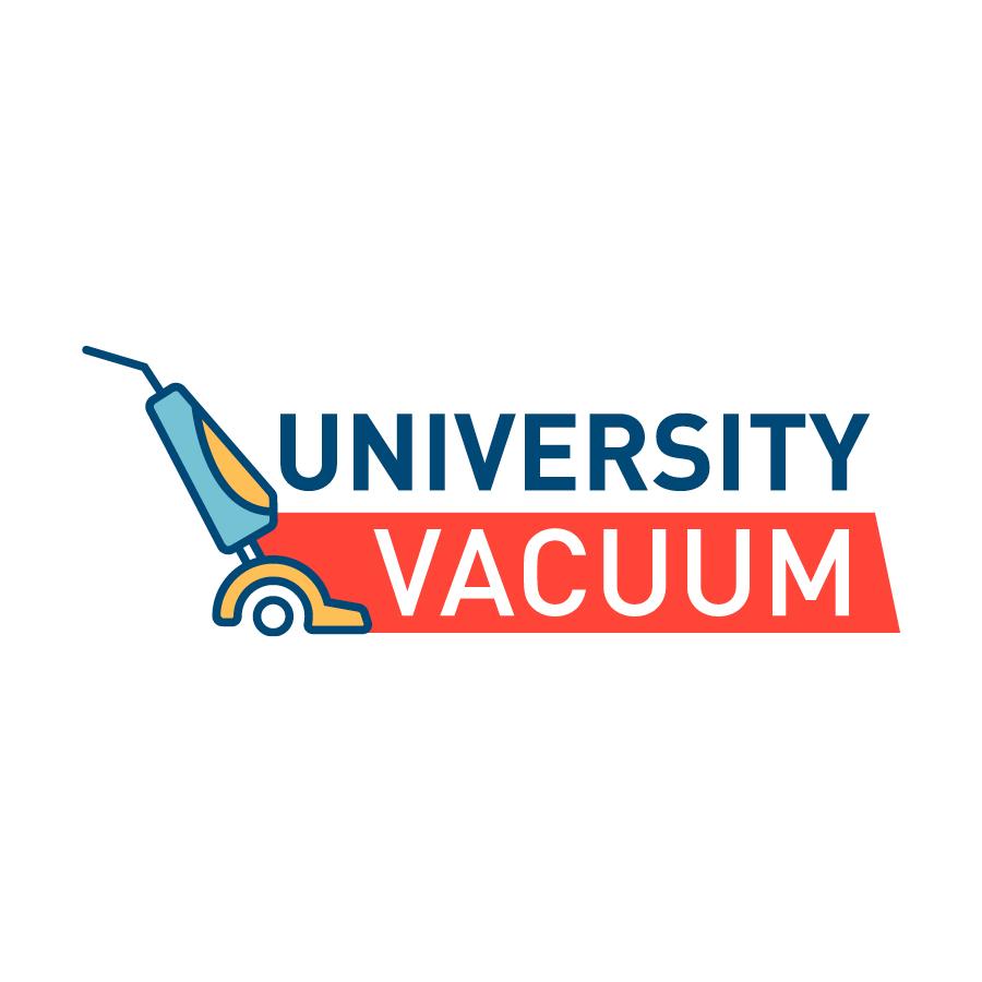 University Vacuum logo