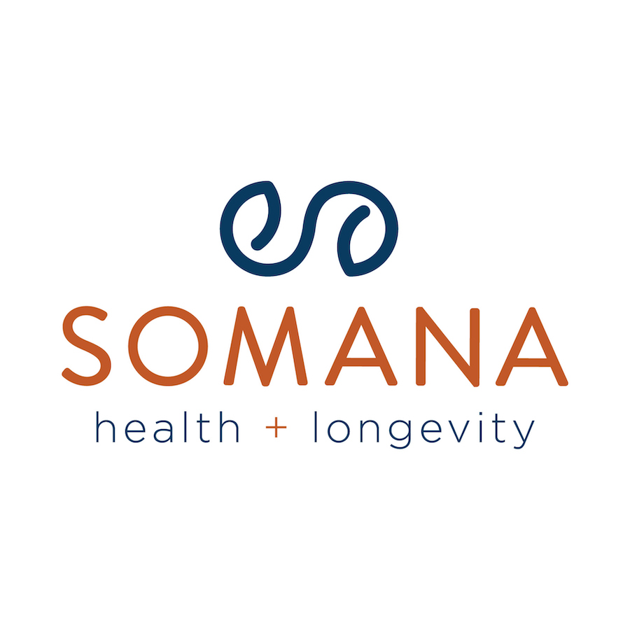Somana Health + Longevity logo