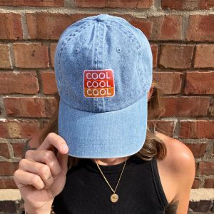 Cool Cool Cool denim hat
