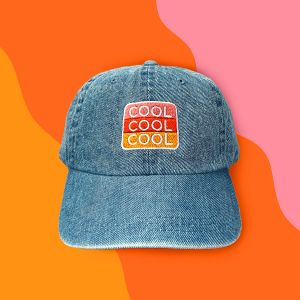 Cool Cool Cool Hat graphic
