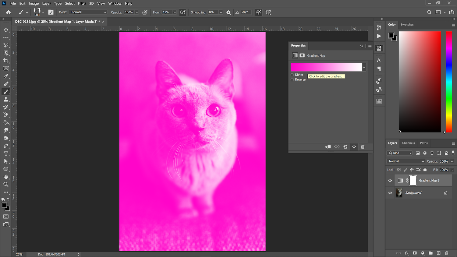 How to Create Gradients blog graphic