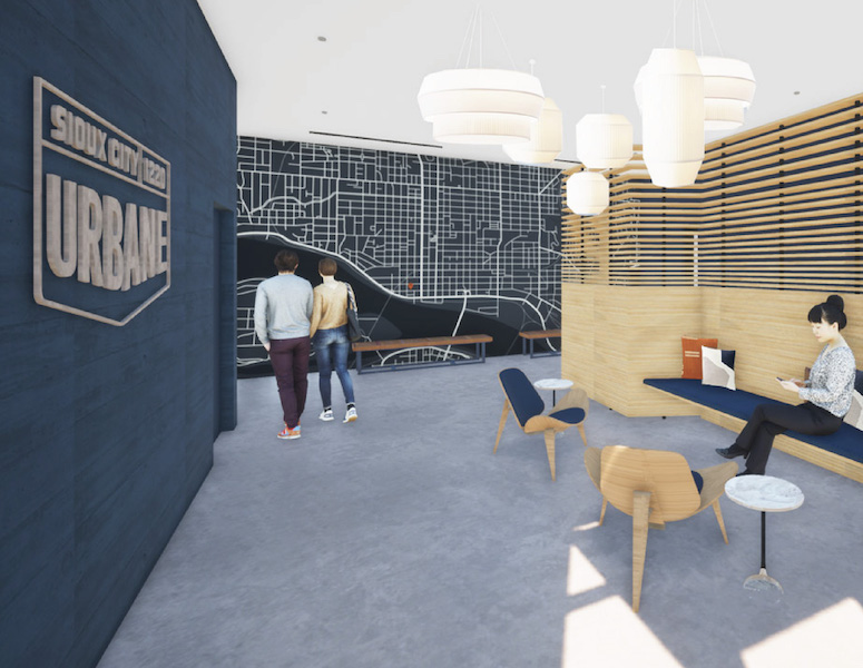 Merge Urban Development Group Urbane rendering