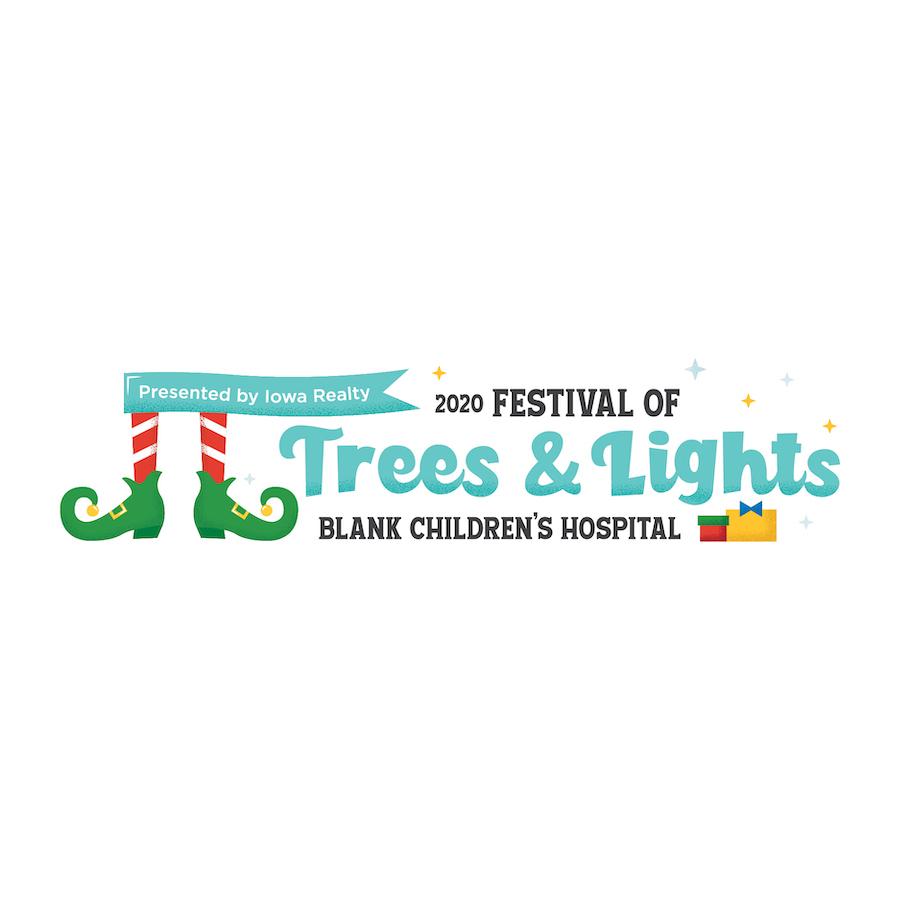 2020 Festival of Trees & Lights logo