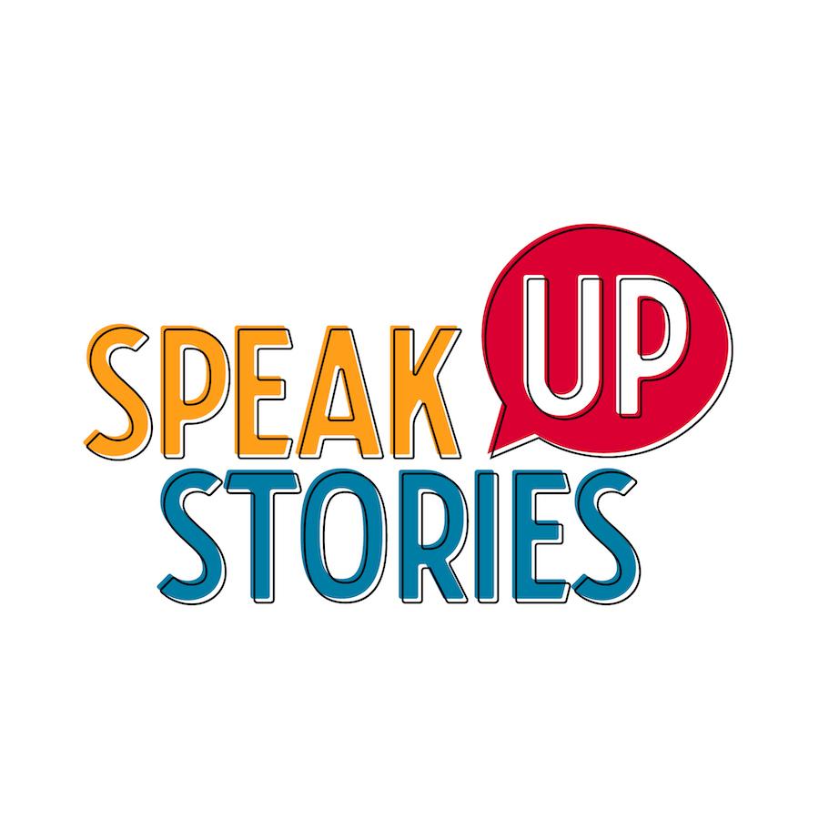 Speak Up Stories logo