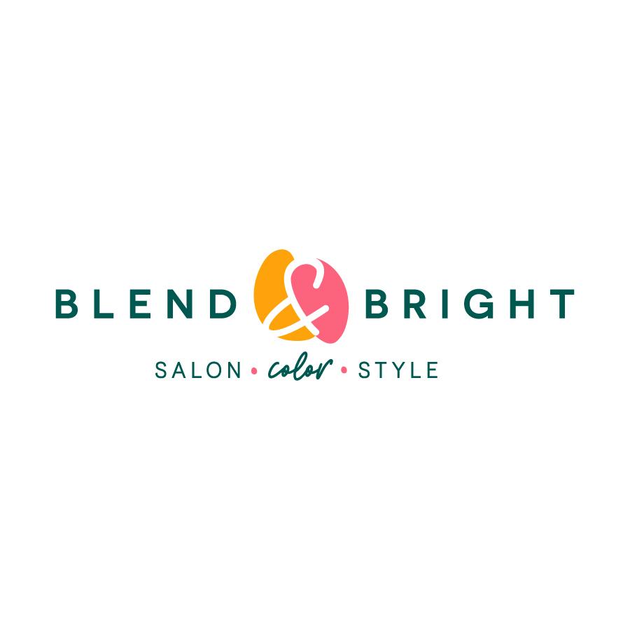 Blend & Bright logo