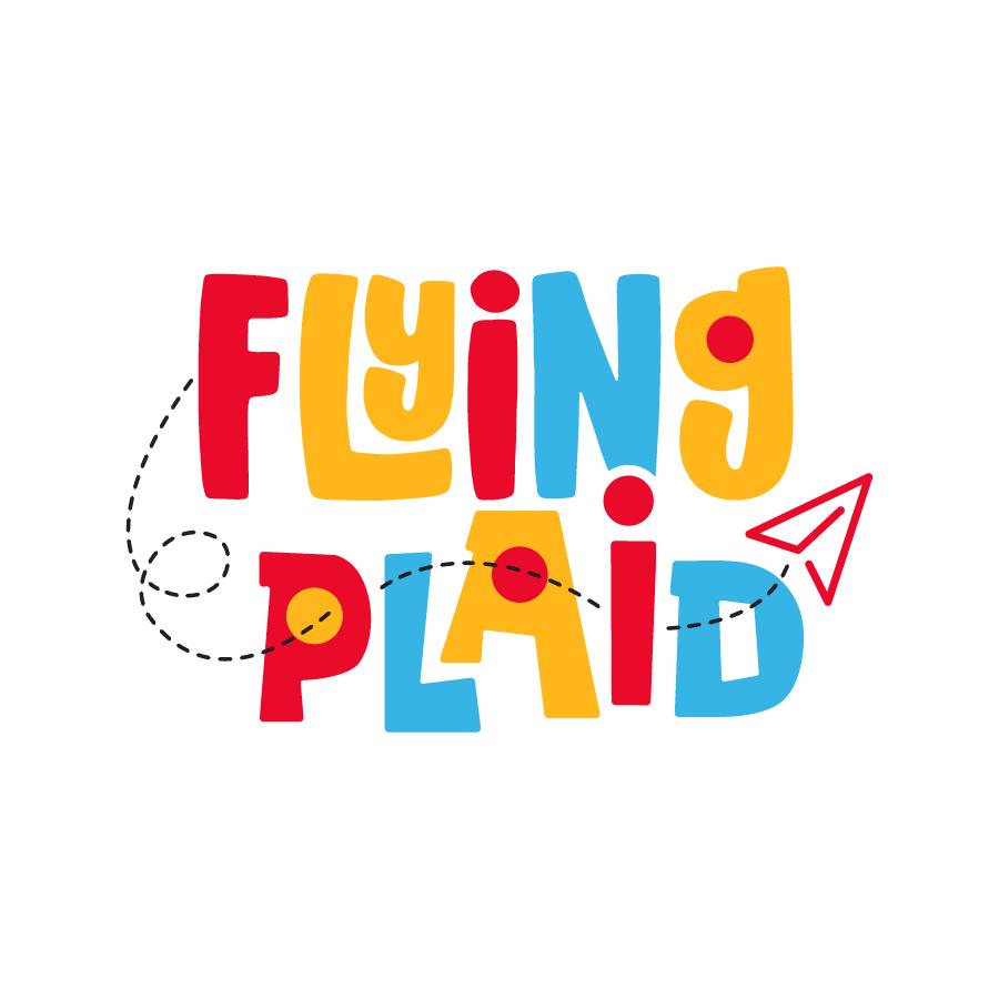 Flying Plaid logo