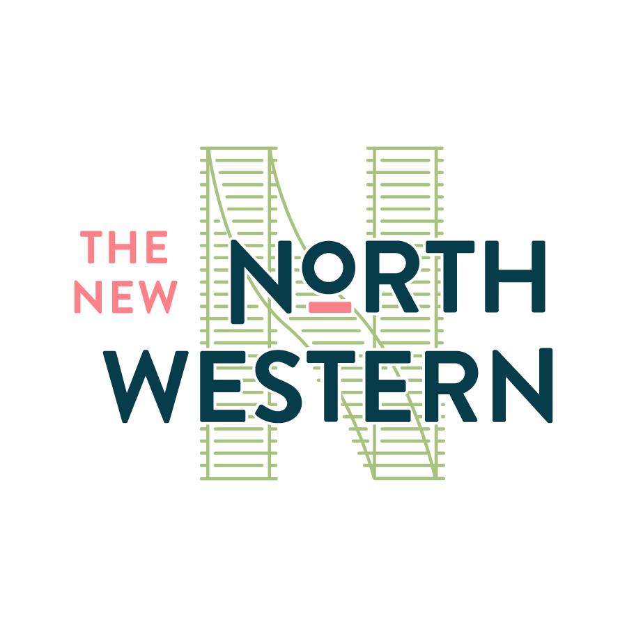 The New Northwestern logo